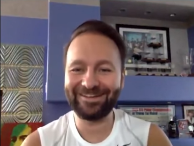 Daniel Negreanu interview