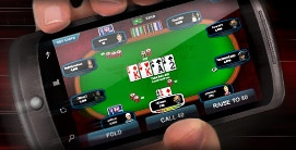 online poker mobile phone