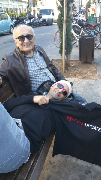 Antonio and Bijan Esfandiari