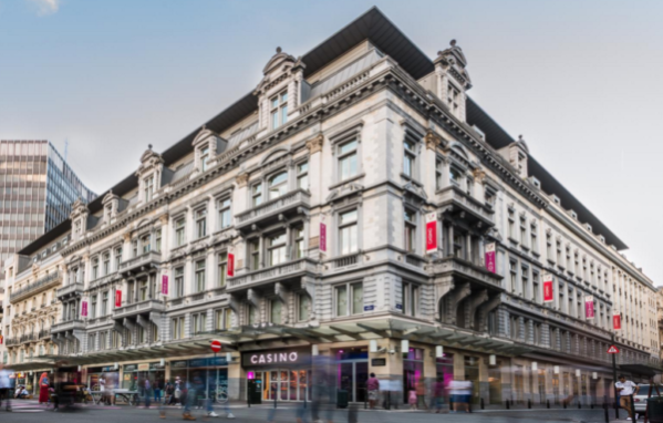 Grand Casino Viage - Brussels