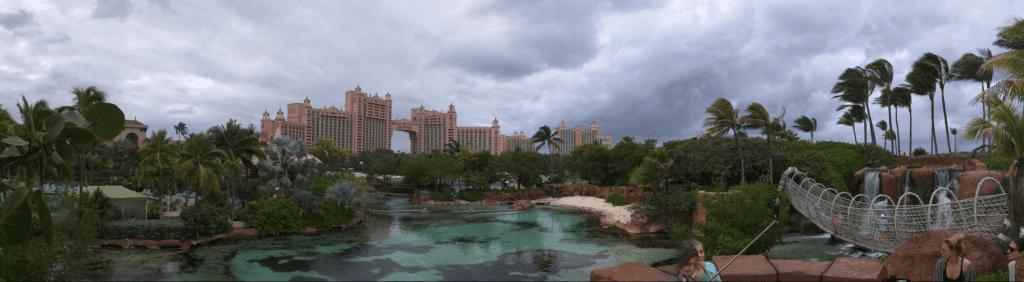 Atlantis panorama