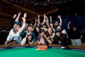 WSOP Ladies Event