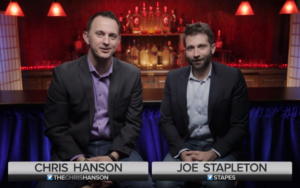 Chris Hanson Joe Stapleton