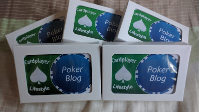 Branded Cardplayer Lifestyle decks of cards