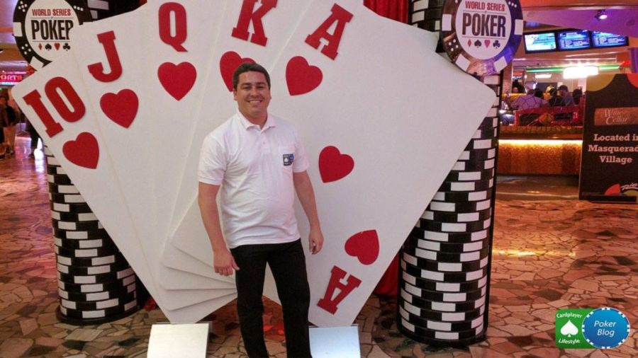 Robbie WSOP