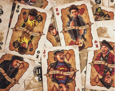 Goonies cards