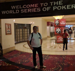 WSOP Welcome