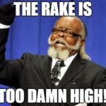 high rake