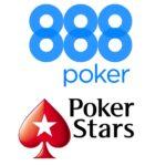 pokerstars 888poker