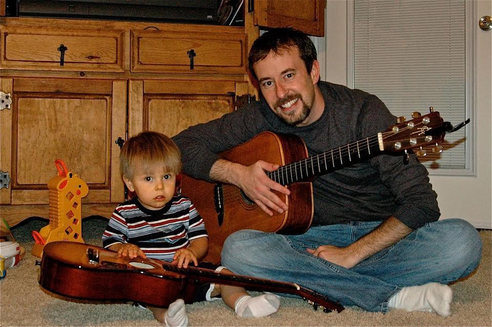 Brad Willis guitar
