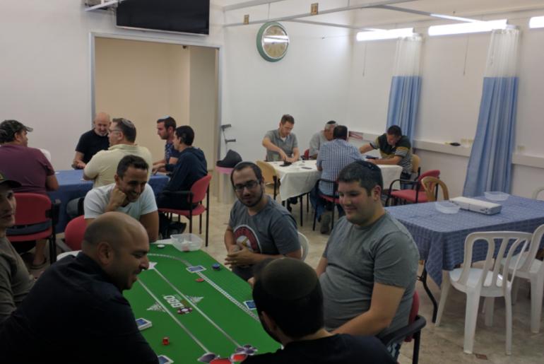 charity poker