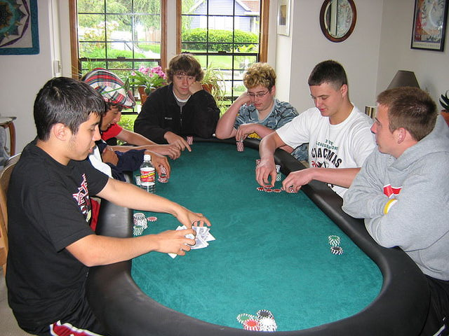 home game poker