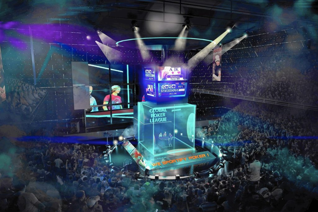 GPL Cube arena