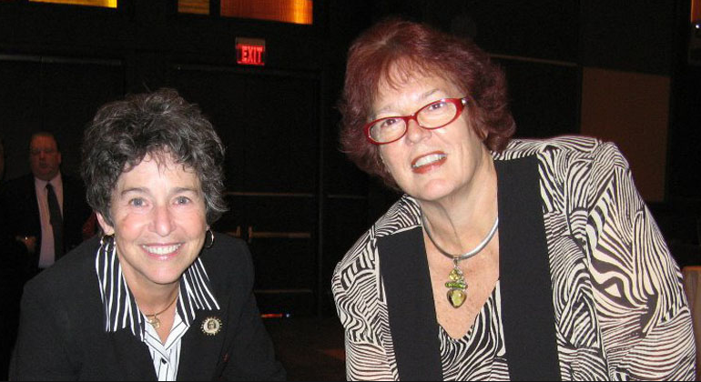 Linda Johnson Jan Fisher
