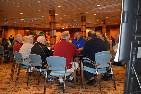 Card Player Cruises poker room
