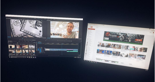 Andrew Neeme film editing