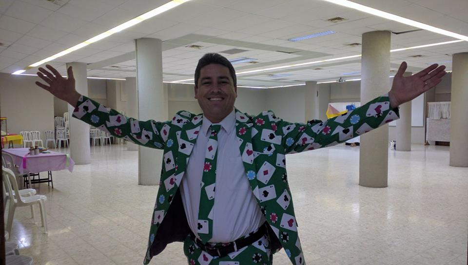 Robbie Poker Suit