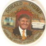 Trump poker chip