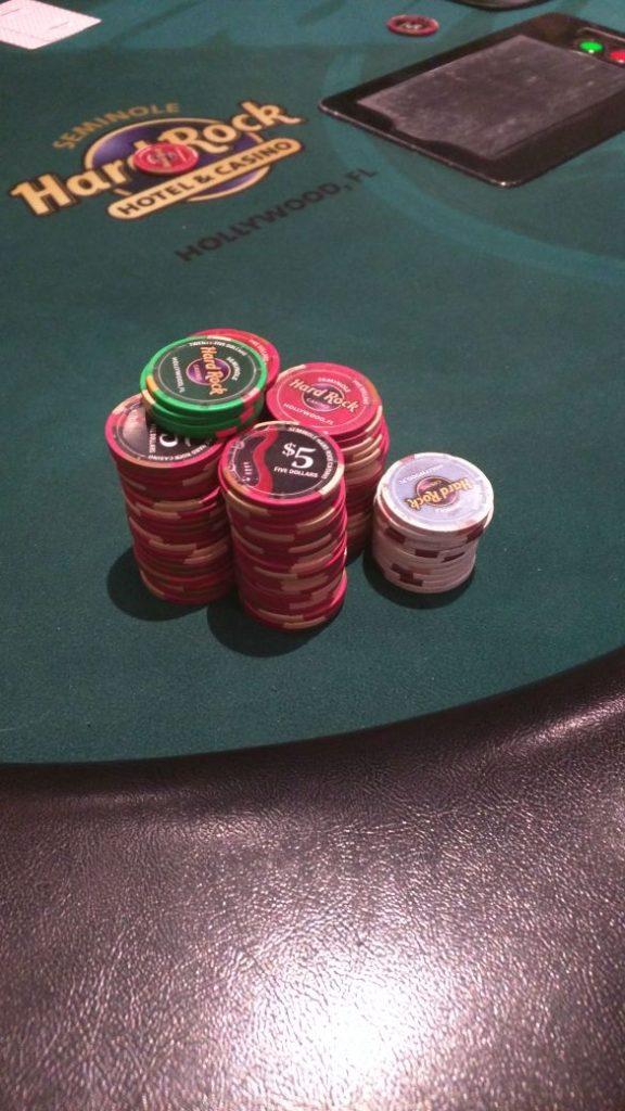 poker profit