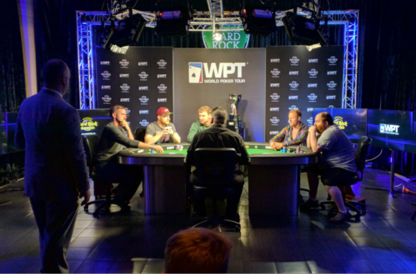 WPT $10K Final Table - Ryan Riess