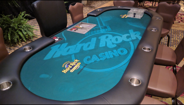 Seminole Hard Rock - Hollywood Poker Room