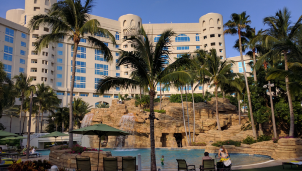 Seminole Hard Rock - Hollywood, Florida - Poolside