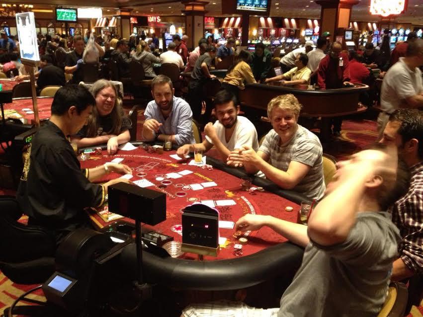 Arthur PokerListings crew