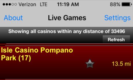 Isle Casino Pompano Park
