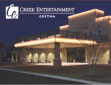 Creek Entertainment Gretna