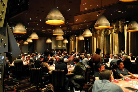 Aria Poker Room