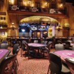 Harrah's New Orleans poker room