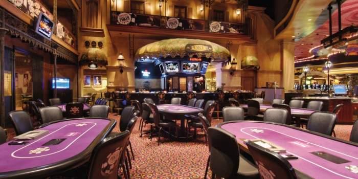 Harrah S New Orleans Poker Room Review