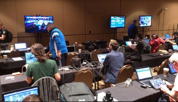 poker media