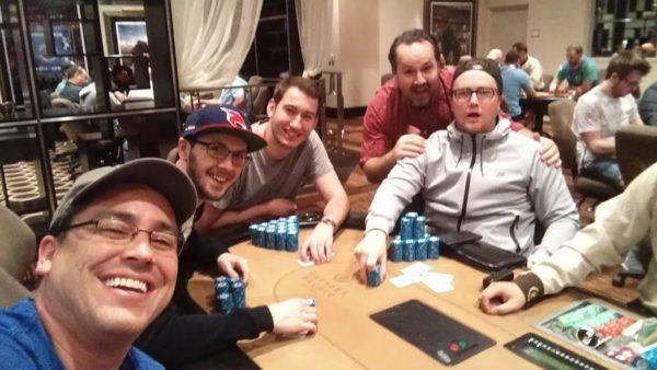 dealer's choice mixed game
