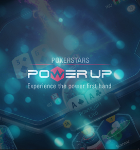 PokerStars PowerUp