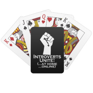 introvert poker