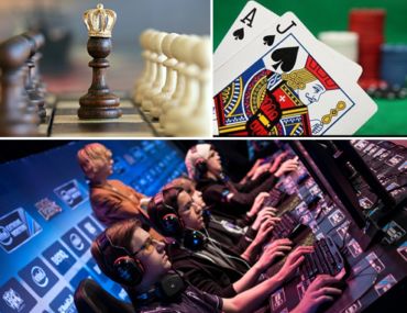 chess blackjack esports