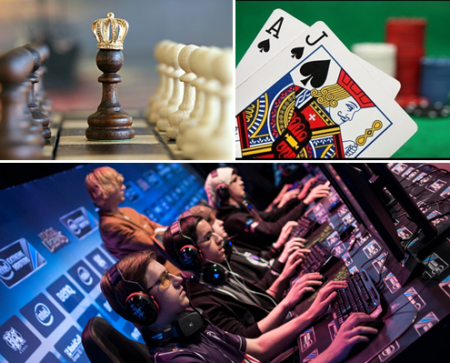 chess blackjack esports