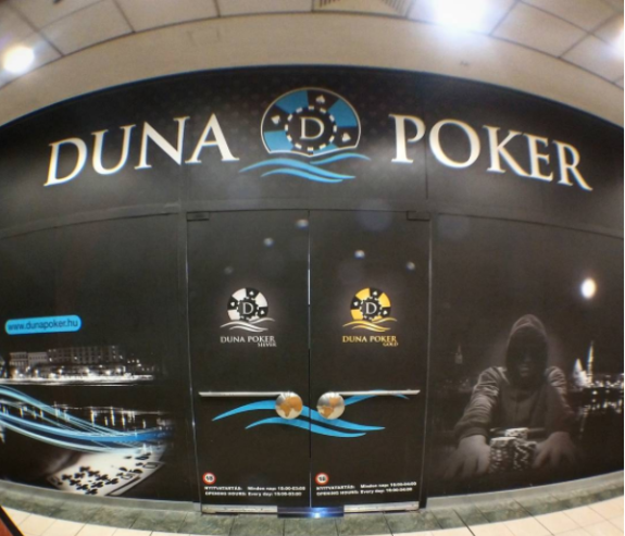 Duna Poker tournament rooms