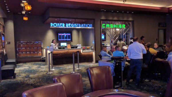 Exceptional Maryland Live Poker Room