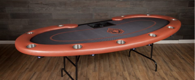 USB poker table