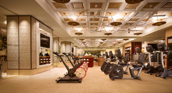 Wynn Las Vegas fitness center