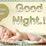 good night sleep
