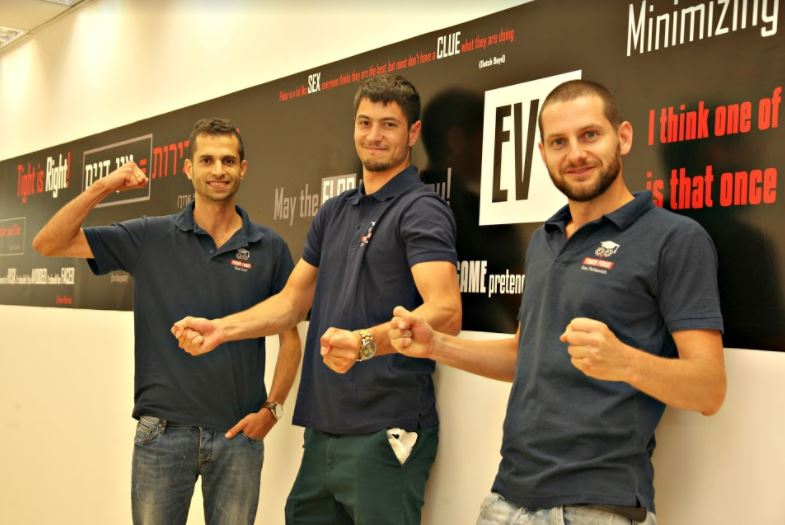 Israel Poker Academy founders