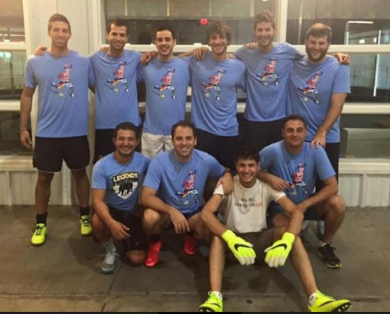 Shai Zurr soccer