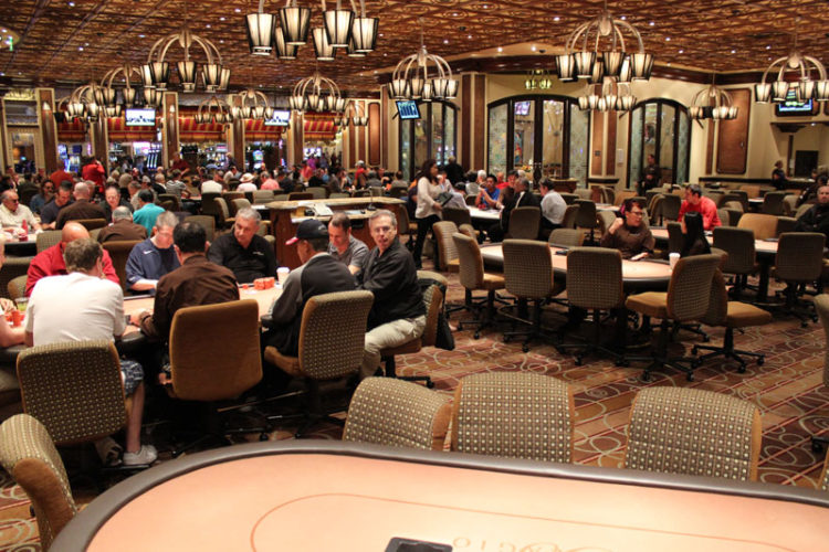 Bellagio Poker Room Live Games