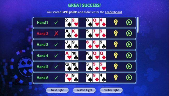 Poker Fighter