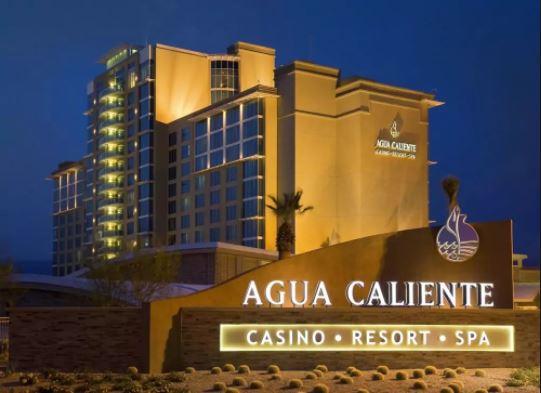 Agua Cliente casino