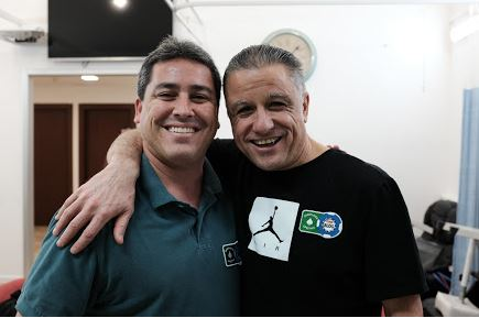 Robbie and Eli Elezra