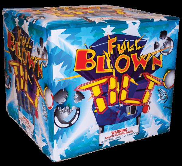 full blown tilt